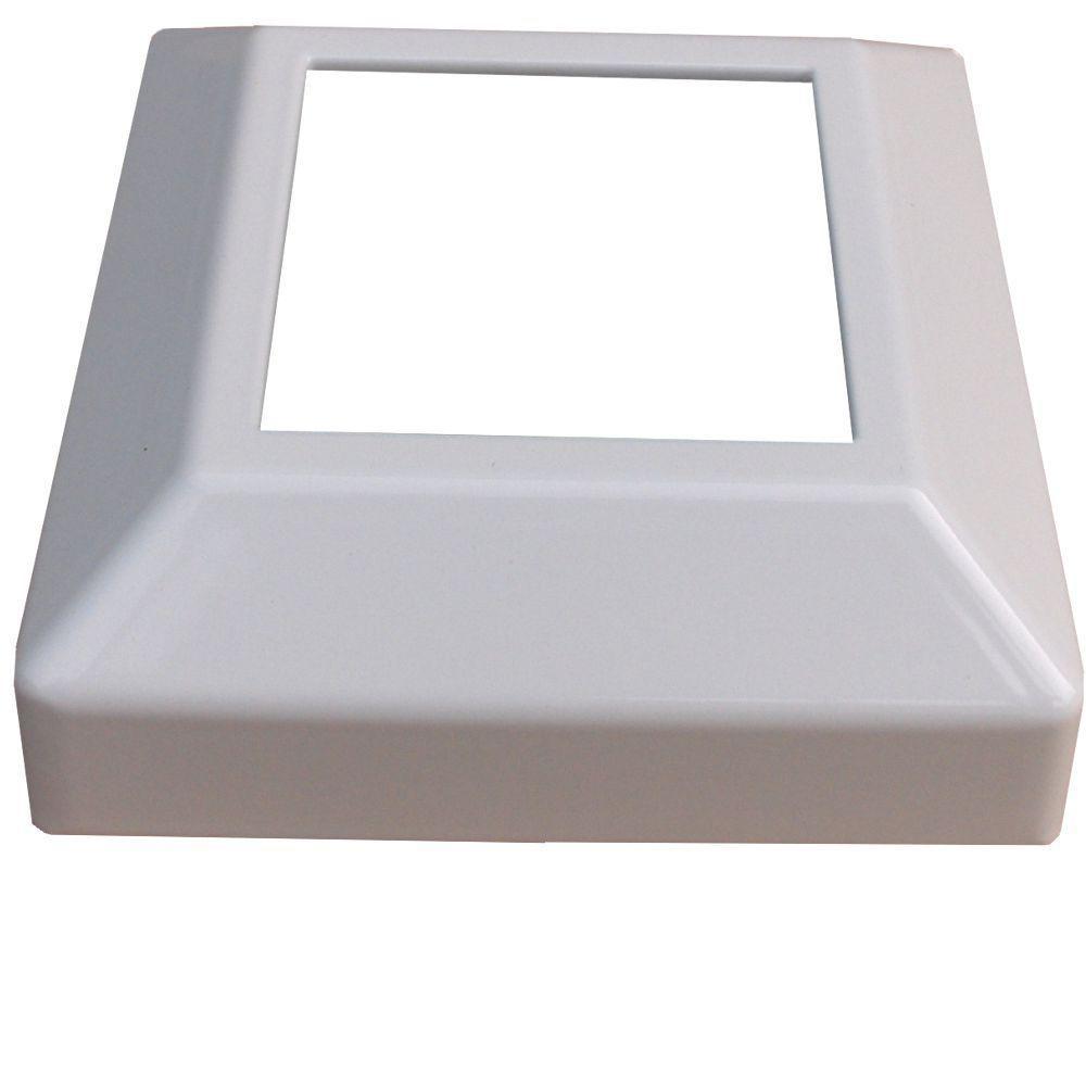 Aluminum EZ Post Low Profile Base Cover