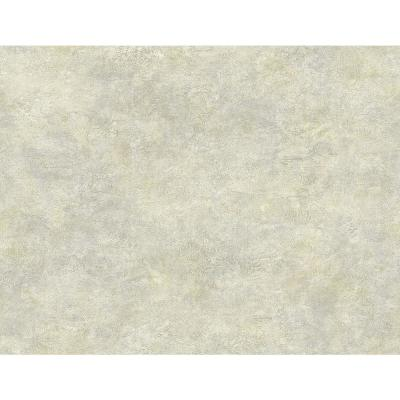 60.8 sq. ft. Marmor Off-White Marble Texture Wallpaper