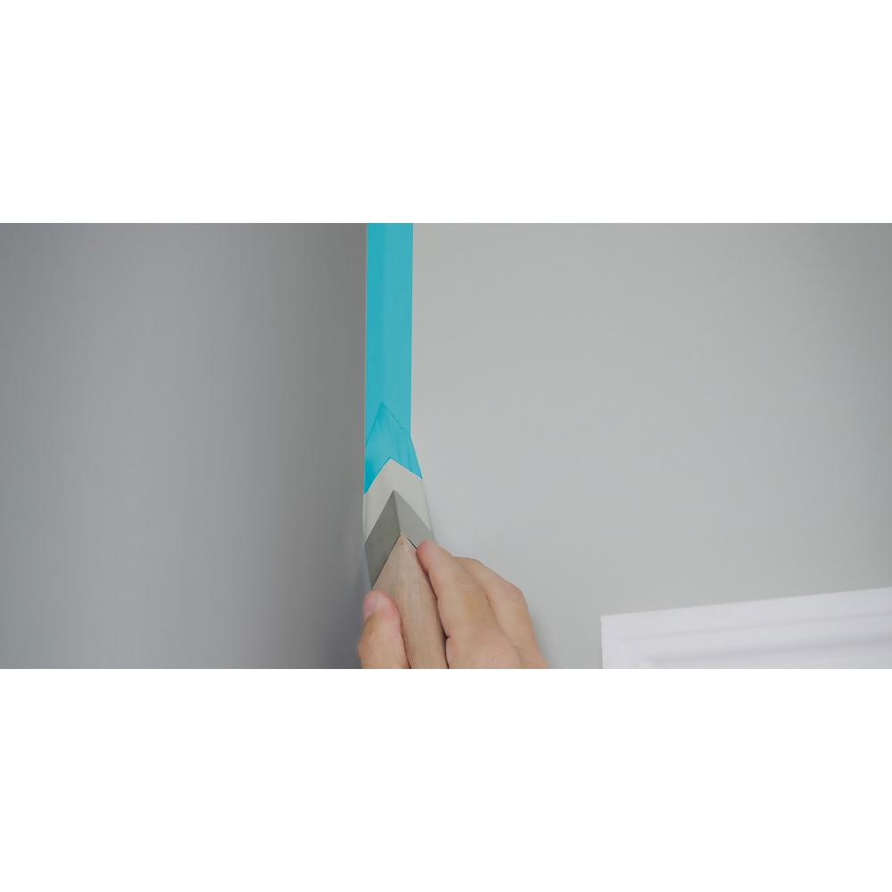 Zibra 1 1 4 In Triangle Trim And Corner Brush Pb125lzt The Home Depot