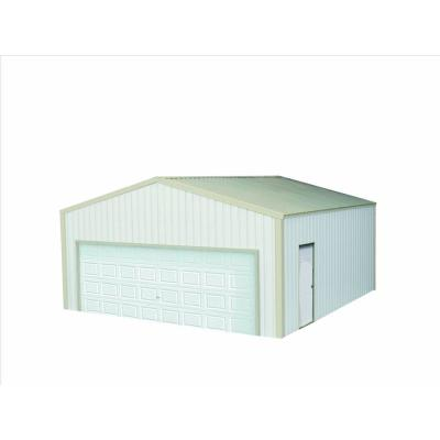 Versatube 20 Ft X 20 Ft X 8 Ft Garage Vs2202008516ws The Home Depot