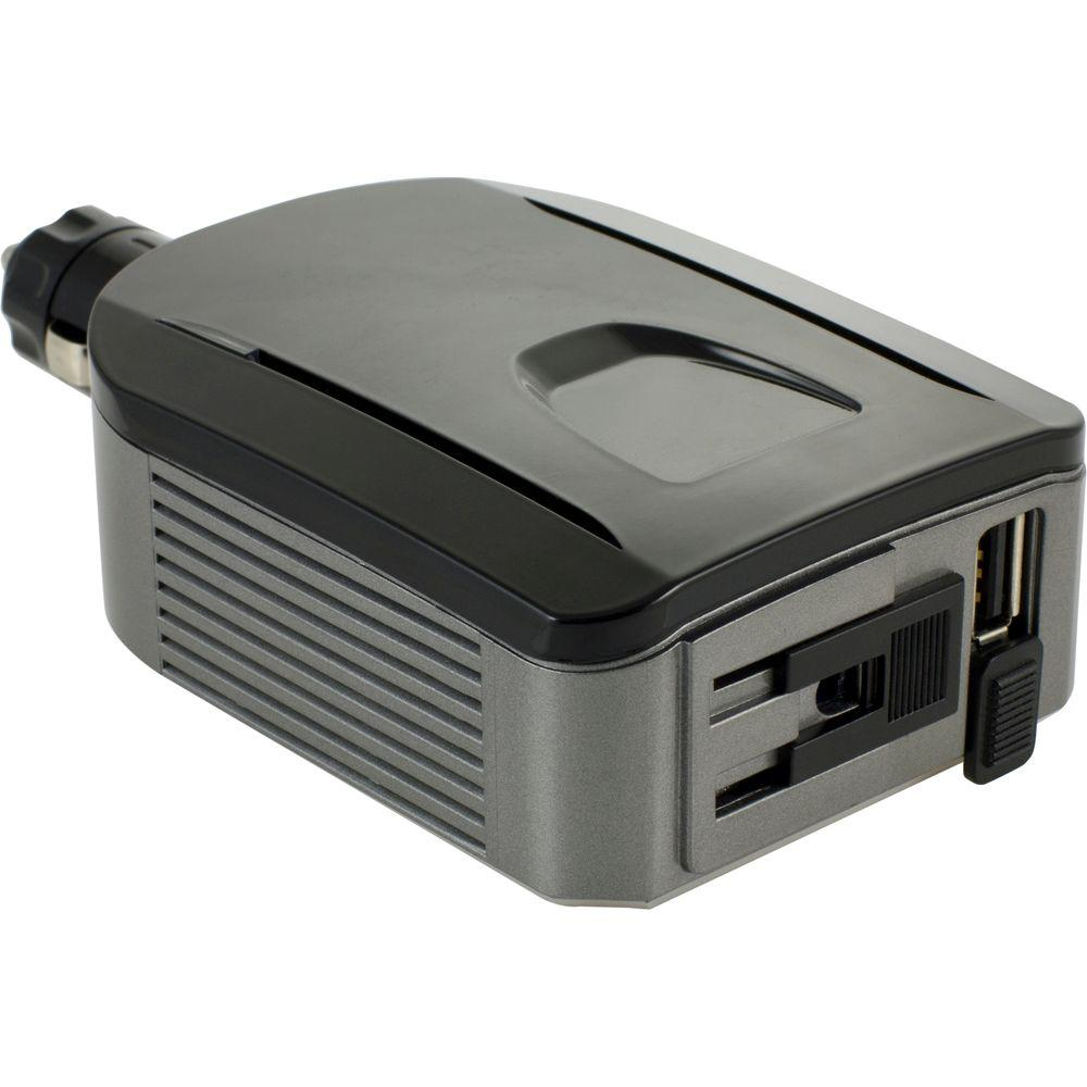 Power Gear Power Inverter with USB and 90/180-Watt AC Outlet