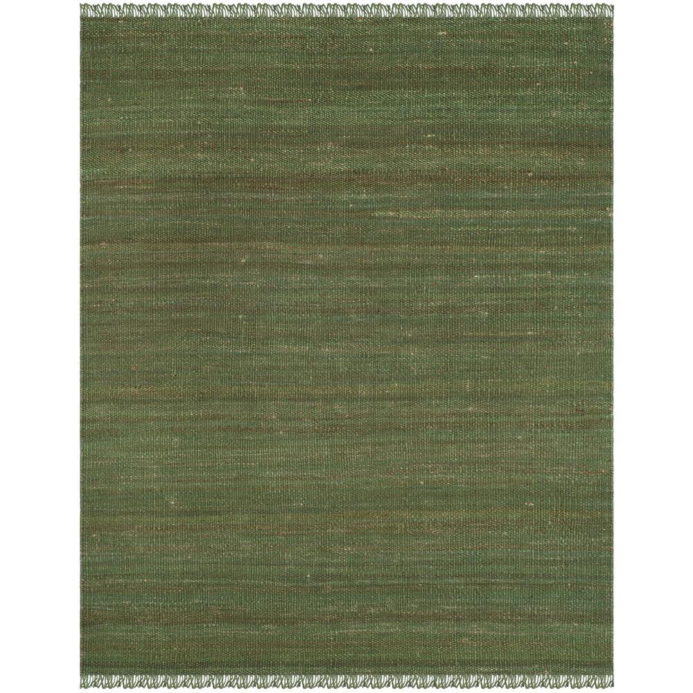 Green - Safavieh - Striped - Area Rugs