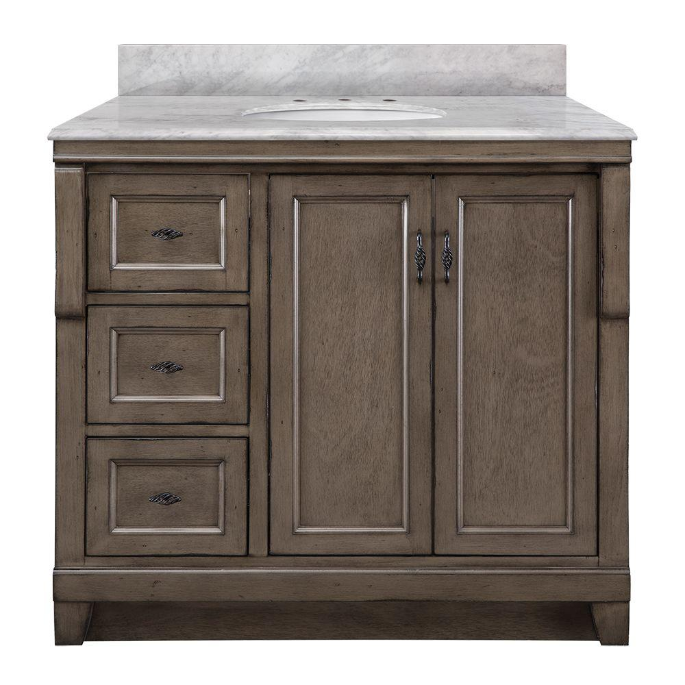 Home Decorators Collection Naples 37 In. W X 22 In. D Bath