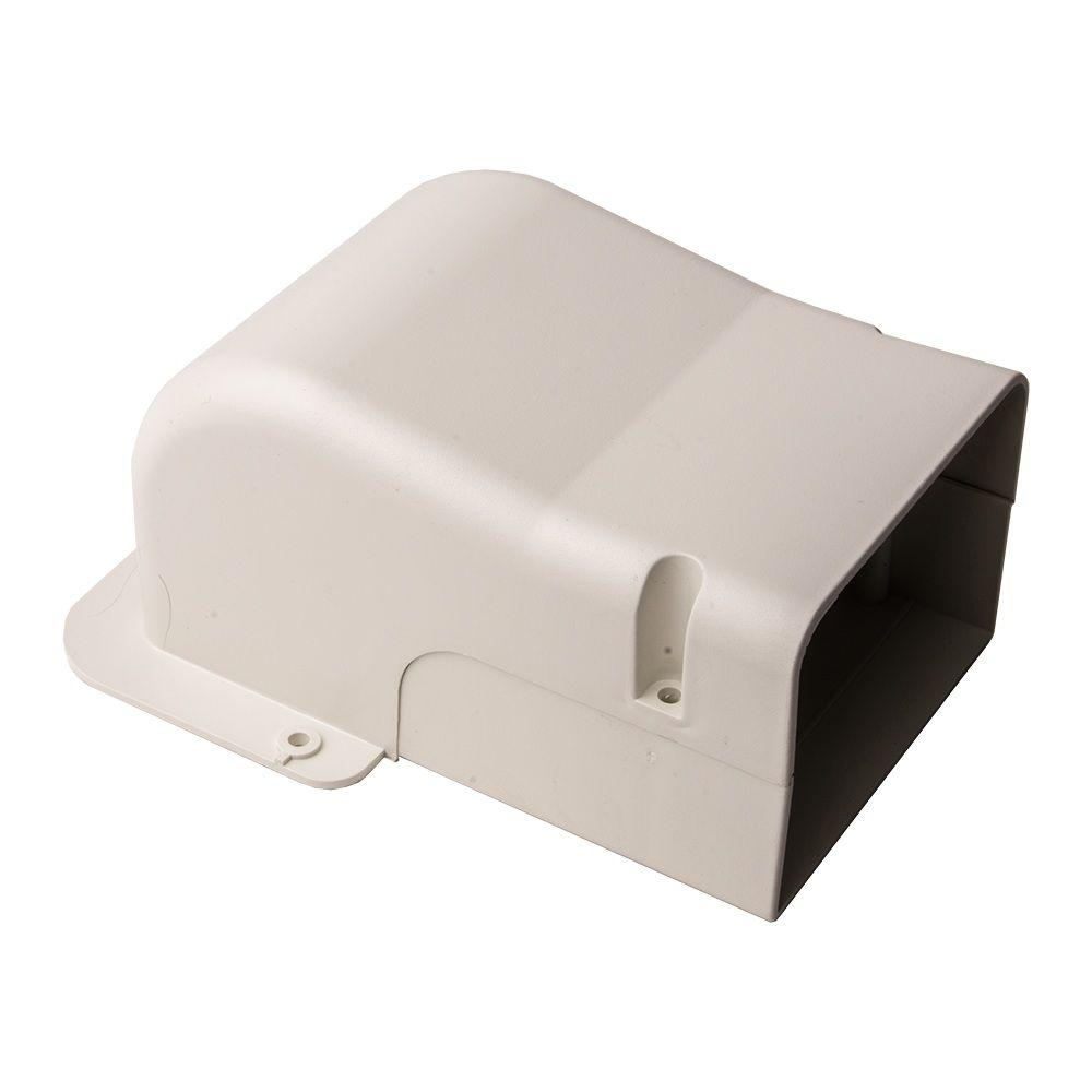 Diversitech Speedichannel 4 In Wall Penetration Cover For