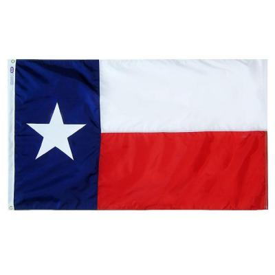 2 ft. x 3 ft. Texas State Flag