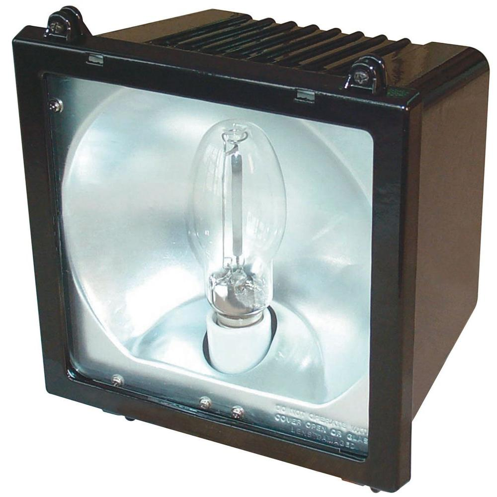 Metal Halide Lights Home Depot: Lithonia Lighting 150-Watt Outdoor Metal Halide Small