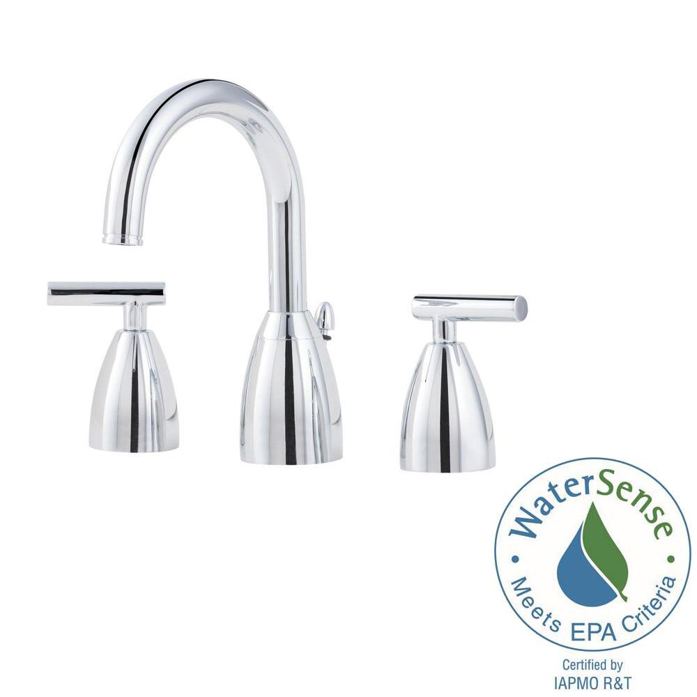 Bathroom Faucets Greensboro Nc american standard serin 8 in. widespread 2-handle bathroom faucet