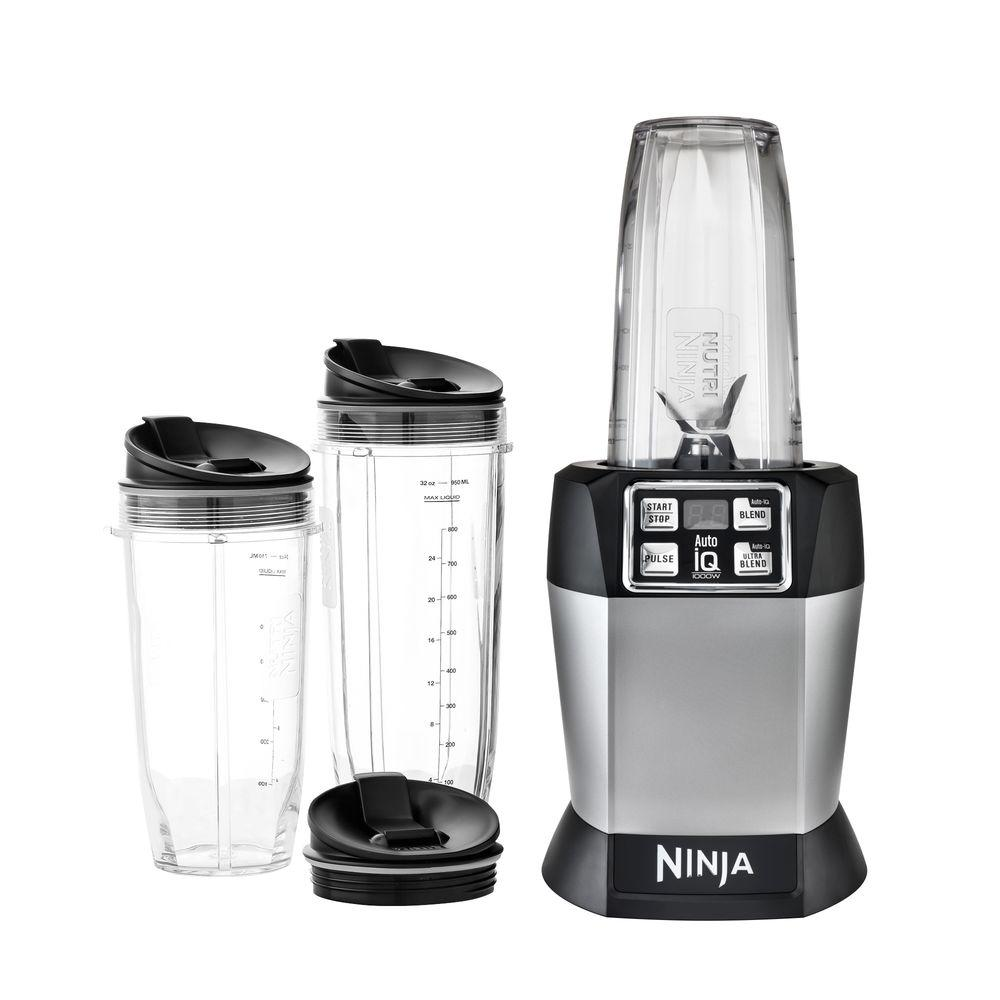 Home Depot Tools Blender ~ Ninja nutri auto iq high speed single serve blender