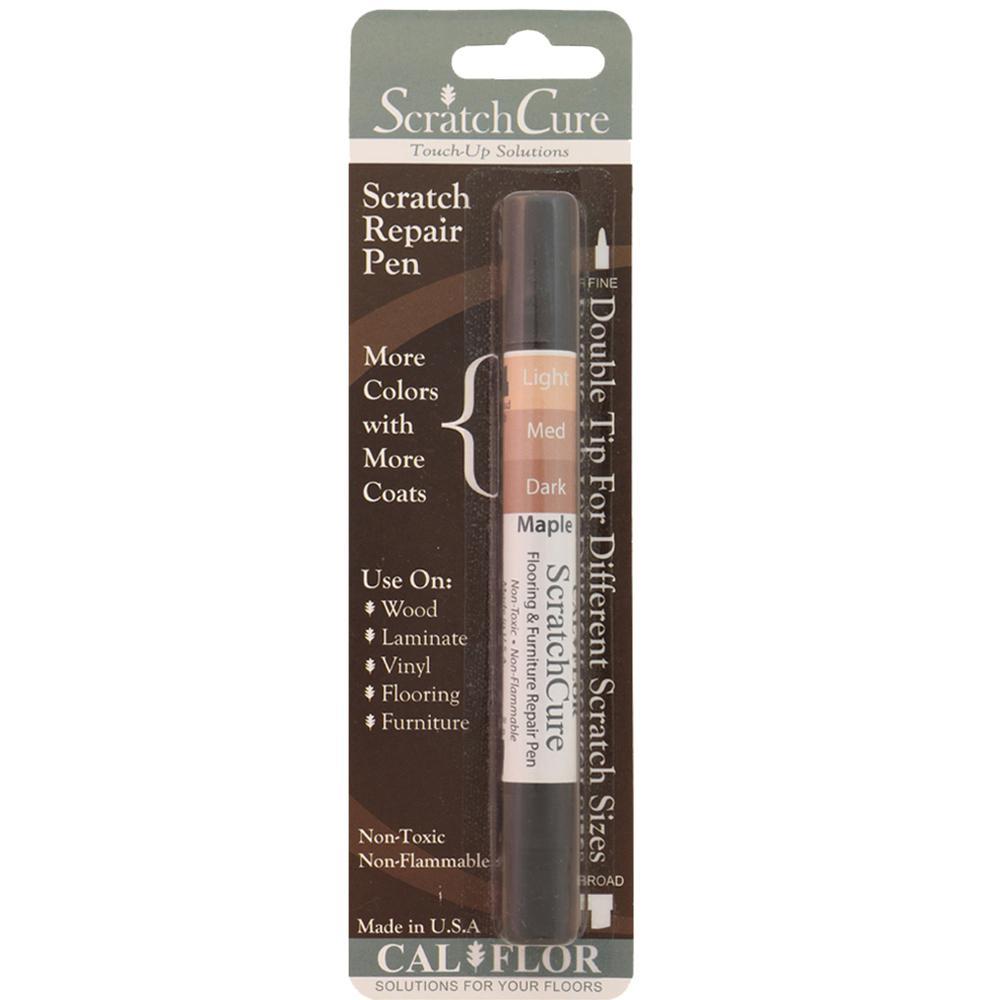 ScratchCure Maple Wood, Laminate and Vinyl Scratch Repair Pen
