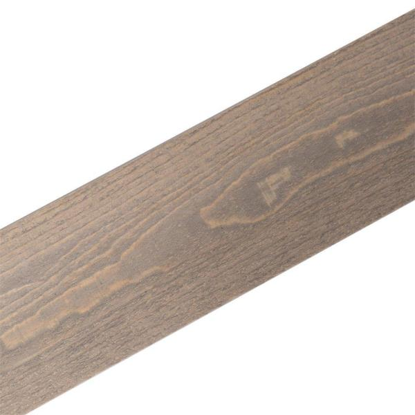 Hardwood Reflections 5 8 In X 5 1 2 In X 48 In Rustic Weathered Grey Pine Solid Wood Wall Paneling 1063cbdrg 20 The Home Depot