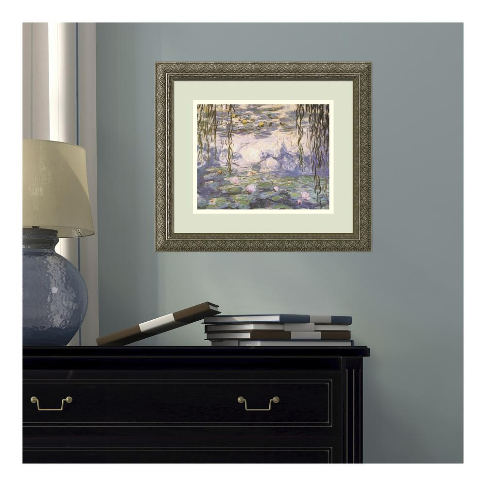 12 in. W x 10 in. H 'Peaceful Morning' by Frane