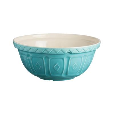 S12 Turquoise 11.75 in. Mixing Bowl