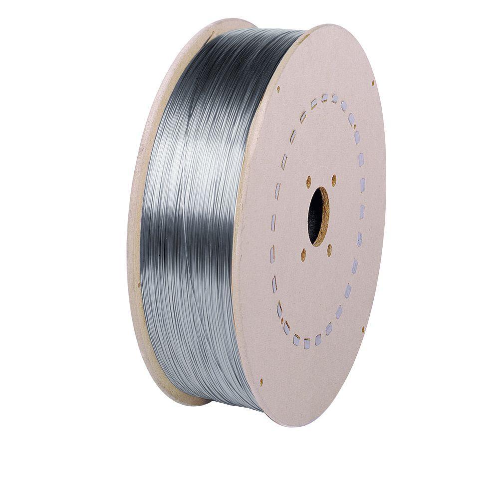 Superarc 0 035 In L 56 Fiber Wire Spool 44 Lb Ed021274 The Home Depot