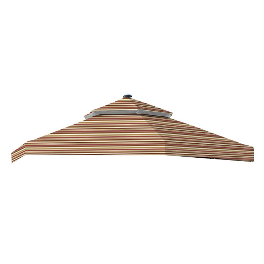 Standard 350 Stripe Canyon Replacement Canopy for 10 ft. x 10