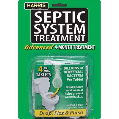 Septic Tablets (4-Tablets)