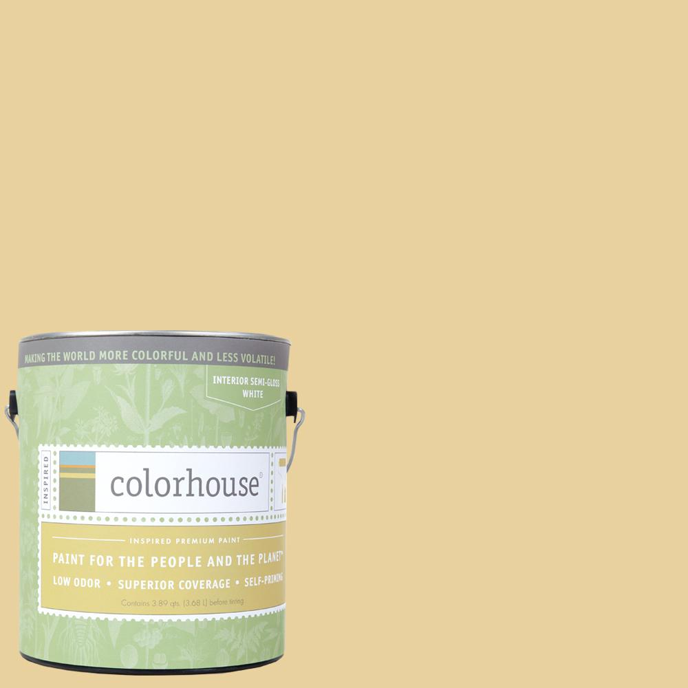 1 gal. Grain .03 Semi-Gloss Interior Paint