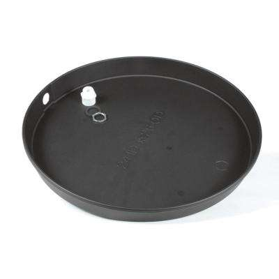 30 in. Plastic Water Heater Drain Pan
