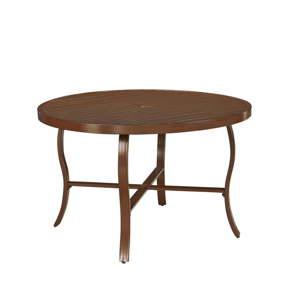 Home Depot Round Outdoor Dining Table