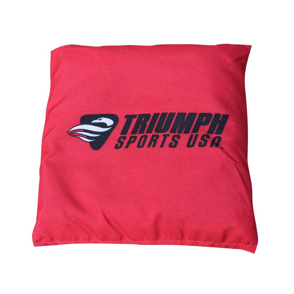 Triumph Sports Usa Red Replacement Bean Bags 4 Quany