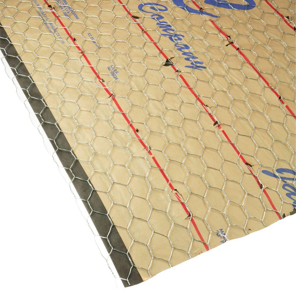 Weyerhaeuser 100 ft 17 gauge paperback stucco netting roll 64100 17 gauge paperback stucco netting roll greentooth Gallery