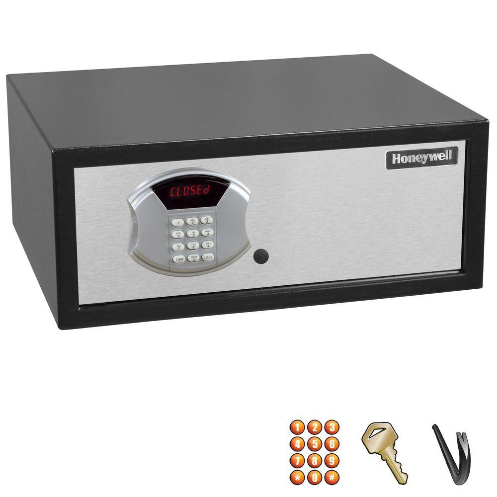 Honeywell 1 cu. ft. Low Profile Steel Security Safe with Digital Lock