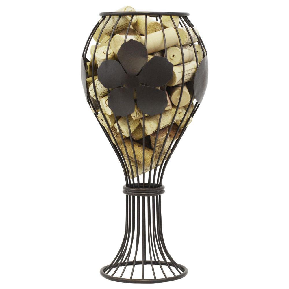 Cork Corral Wine Glass Holder