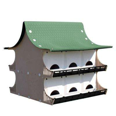 12 Family Purple Martin House