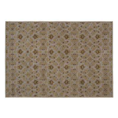 Grimsby Grey 10 ft. x 14 ft. Area Rug