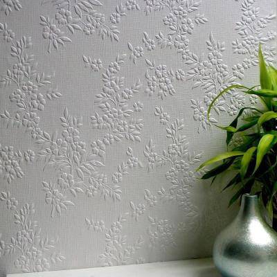 Portland Paintable Anaglytpa Original Vinyl Strippable Wallpaper (Covers 56.4 sq. ft.)