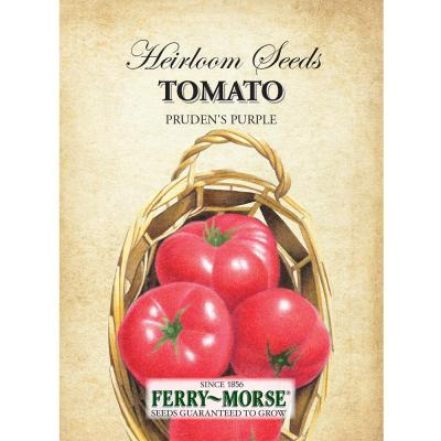 Ferry-Morse Tomato Mortgage Lifter-Heirloom Seed-4167 - The