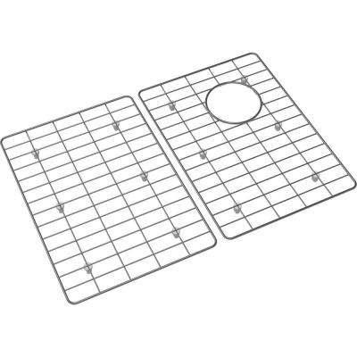 Crosstown Kitchen Sink Bottom Grid - Fits Bowl Size 24 in. x 17 in.