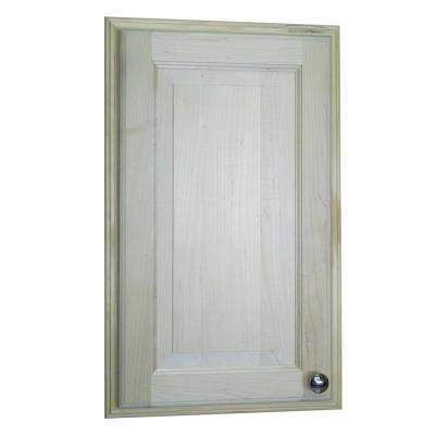 Napa Valley 25.5 in. H x 15.5 in. W x 3.5 in. D Recessed Medicine Cabinet
