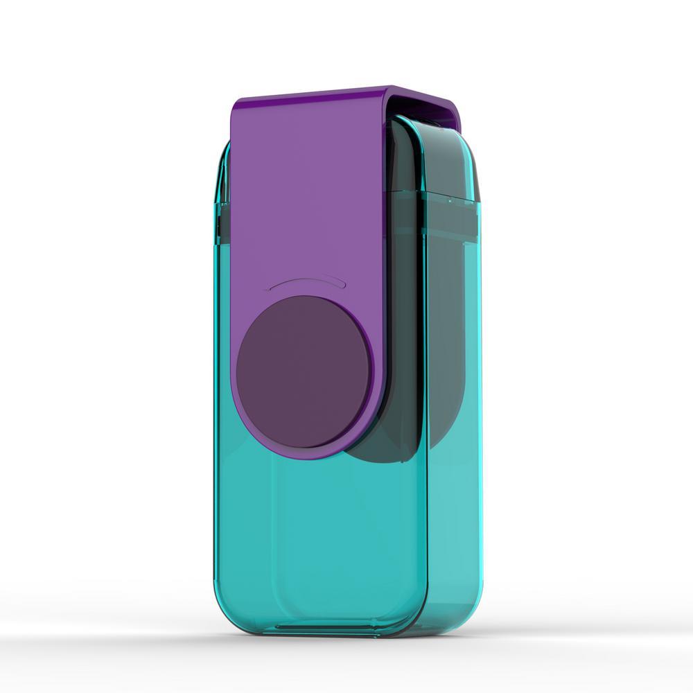 10 oz. Purple Juicy Drink Box