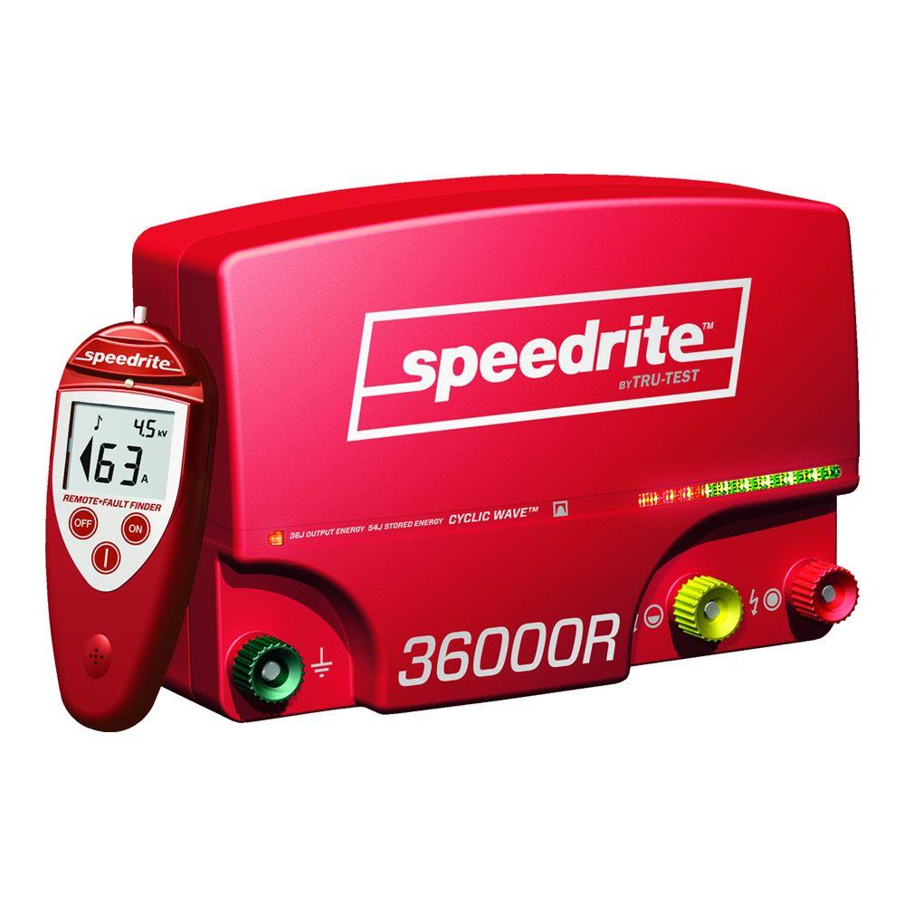 Speedrite 36000rs Energizer With Remote 36 Joule 806507