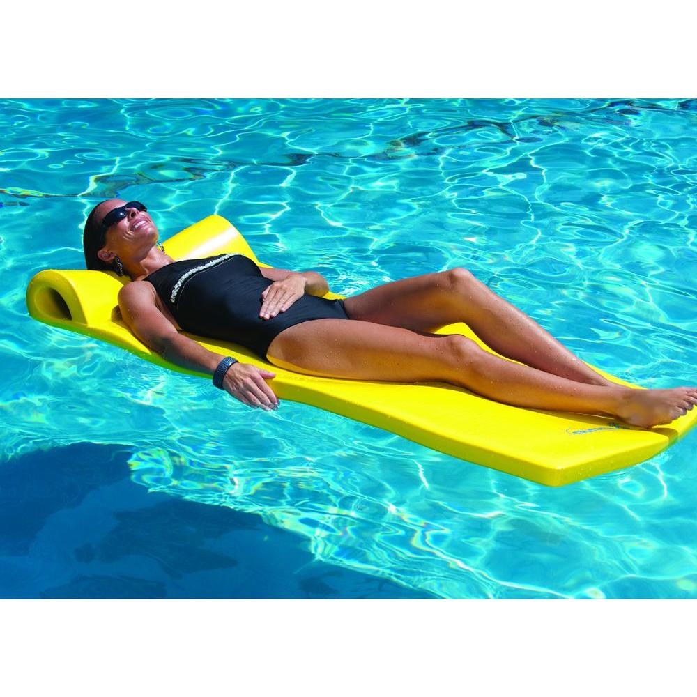 Various Colors Texas Recreation Sunsation Swimming Pool Floats Raft