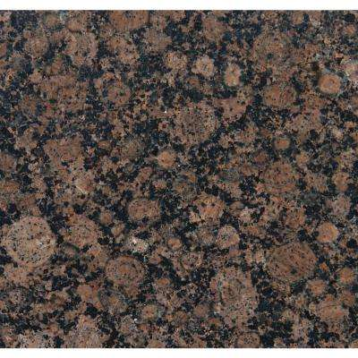 Baltic Brown 18 In X Polished Granite Floor And Wall Tile