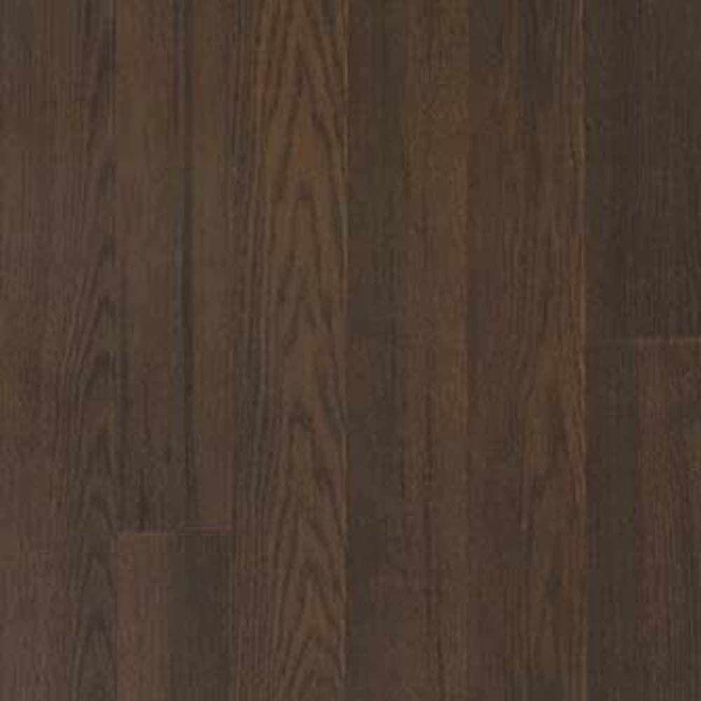 Pergo Presto Espresso Oak Laminate Flooring - 5 in. x 7 in. Take Home Sample