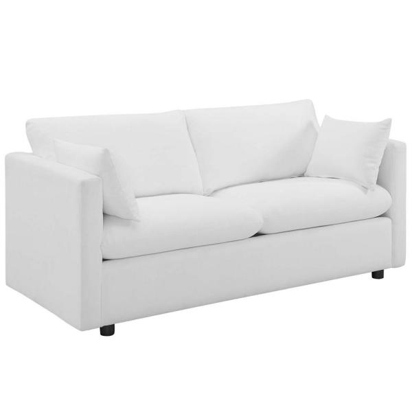 Modway Activate Upholstered Fabric Sofa