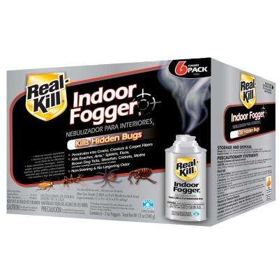 2 oz. Ready-to-Use Indoor Fogger (6-Pack)