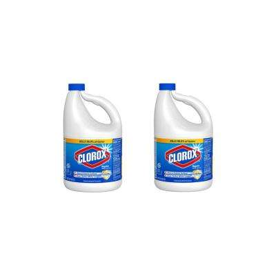 121 oz. Regular Concentrated Liquid Bleach (2-Pack)