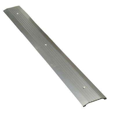 4 in. x 36 in. Aluminum Flat Saddle Threshold