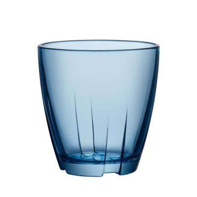 Bruk 6.6 oz. Small Water Blue Tumbler (Set of 8)