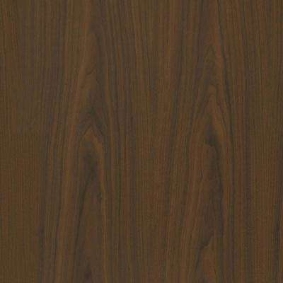 5 ft. x 10 ft. Laminate Sheet in Montana Walnut with Premium FineGrain Finish