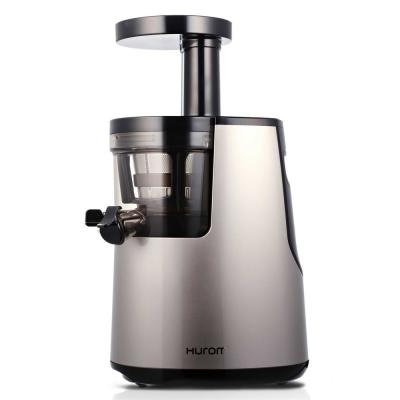 Elite Slow Juicer in Silver
