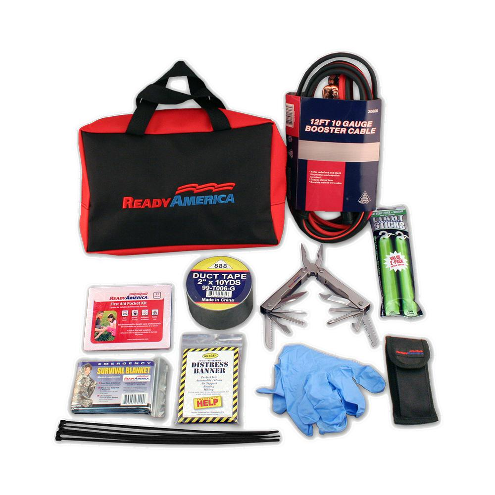 Ready America Roadside Essentials Kit