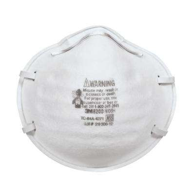Sanding and Fiberglass Respirator (6-Pack) (Case of 6)