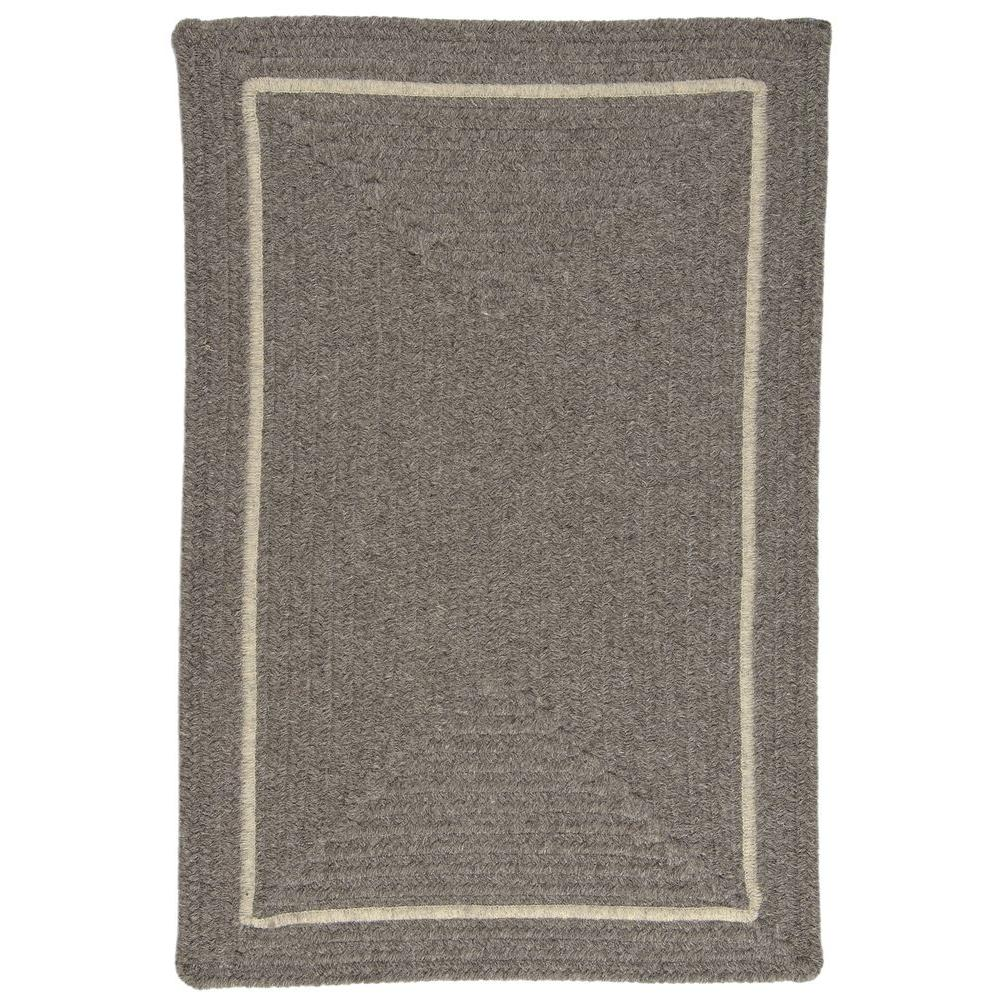 Home Decorators Collection Natural Grey 12 ft. x 15 ft. Rectangle Braided Area Rug