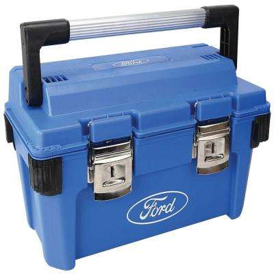 19.7 in. x 10.8 in. x 10.4 in. Tool Box HD Plastic