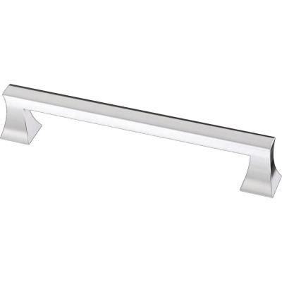 Modern A-Line 5-1/16 in. (128 mm) Polished Chrome Drawer Pull