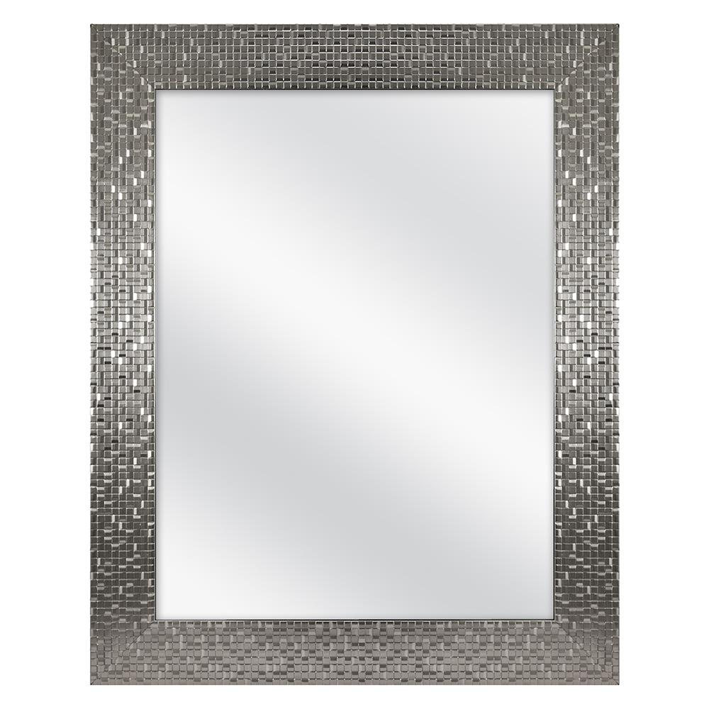 Home Decorators Collection 24 in. W x 30 in. H Fog Free Framed ...